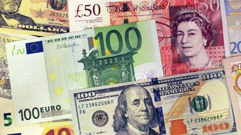 Tỷ giá ngoại tệ ngày 21/10: Thị trường thận trọng, USD chịu áp lực giảm