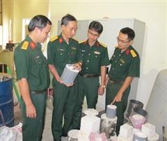 Đào tạo và nghiên cứu khoa học phục vụ hiệu quả xây dựng công trình quân sự