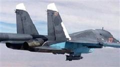 Nga dùng 2 bom diệt cả đoàn xe phiến quân