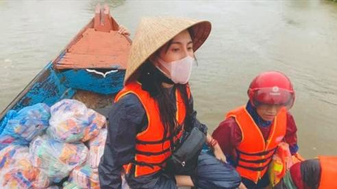 Hành động đẹp của ca sĩ Thủy Tiên khi kêu gọi được hơn 100 tỷ đồng và Nghị định 64/2008