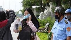 Hà Nội: Cơ quan báo chí phản ánh vi phạm để phạt 'nguội' việc không đeo khẩu trang