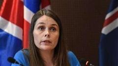 Bất chấp động đất, Thủ tướng Iceland hoàn thành phỏng vấn trực tuyến