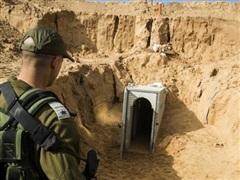 Israel phát hiện đường hầm xuyên biên giới từ Dải Gaza