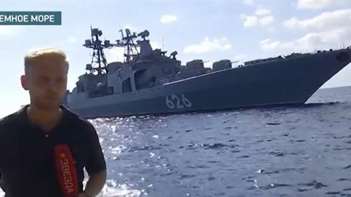 Nga diệt hạm, săn ngầm sau khi tàu ngầm Mỹ xuất hiện