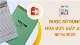 Không bắt buộc sử dụng hóa đơn điện tử từ 01/11/2020