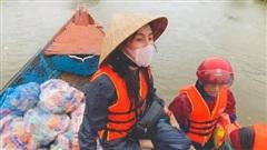 Kêu gọi được hơn 100 tỷ đồng ủng hộ miền Trung, ca sĩ Thủy Tiên không vi phạm pháp luật