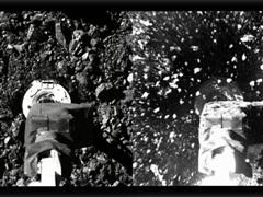 NASA công bố hình ảnh thu thập mẫu vật trên hành tinh Bennu