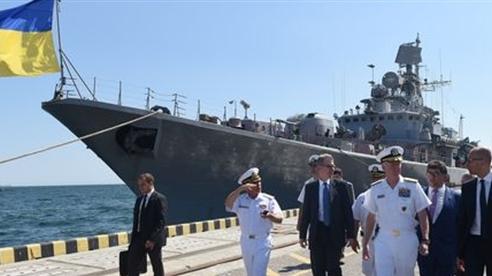 'Căn cứ Ukraine trên Biển Đen không hề nguy hiểm'