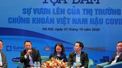 Nâng hạng thị trường chứng khoán Việt Nam: Quyết định nằm trong tay ai?