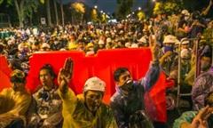 Người biểu tình Thái Lan ra tối hậu thư đòi thủ tướng từ chức