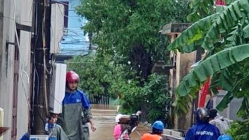 Tăng cường thông tin về tình hình diễn biến mưa lũ