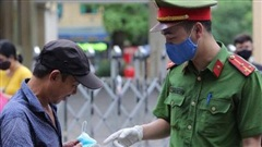 Hà Nội sẽ phạt 'nguội' người không đeo khẩu trang phòng chống dịch COVID-19