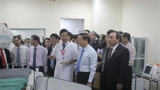 Khánh Hòa: Tiếp nhận máy DSA gần 29 tỷ