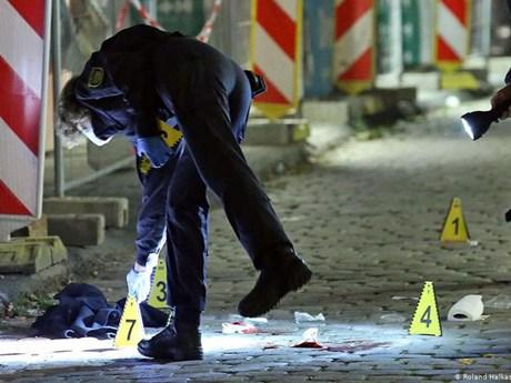 Đức bắt giữ nghi phạm vụ tấn công mang động cơ Hồi giáo cực đoan