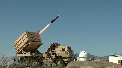 Mỹ 'bật đèn xanh' cho thương vụ vũ khí 1,8 tỷ USD với Đài Loan