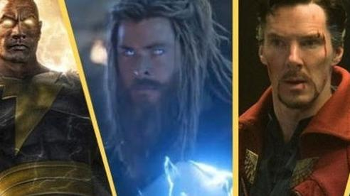 Marvel, DC và Sony sẽ phát hành hàng chục phim siêu anh hùng vào năm 2021 trong kế hoạch giải cứu Hollywood
