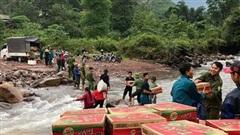 Quảng Bình đẩy nhanh việc hỗ trợ nhân dân vùng lũ