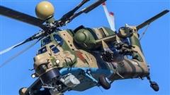 Nga tự sản xuất động cơ cho Mi-28NM