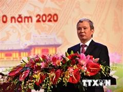 Bế mạc Đại hội đại biểu Đảng bộ tỉnh Thừa Thiên-Huế lần thứ XVI