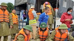 Xuất khẩn cấp  nhiều hàng hóa dự trữ quốc gia cứu trợ đồng bào miền Trung