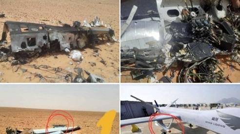 Wing Loong tàng hình bị bắn hạ tại Libya