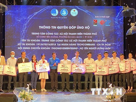 TP.HCM: Hơn 100 nghệ sỹ tham gia đêm nhạc gây quỹ ủng hộ miền Trung
