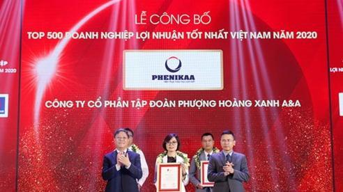 Phenikaa và Vicostone vào Top 500 doanh nghiệp lợi nhuận tốt nhất Việt Nam năm 2020