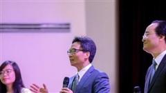 Phó Thủ tướng Vũ Đức Đam ngưỡng mộ sinh viên chọn nghề sư phạm
