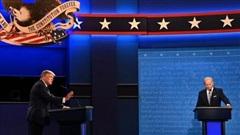 Bầu cử Mỹ 2020: Hai ứng cử viên kết thúc vòng tranh luận cuối cùng