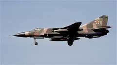 Phi công Mỹ nói về trận huấn luyện bí mật với MiG-23