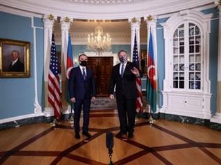 Ngoại trưởng Mỹ hội đàm với người đồng cấp Armenia, Azerbaijan