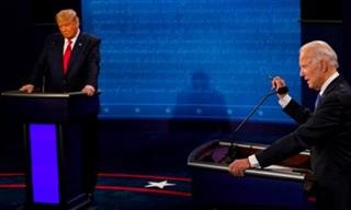 Buổi tranh luận cuối cùng: Trump – Biden xung đột về Covid-19, Obamacare