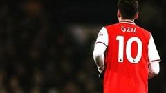 Đi tìm nguyên nhân sụp đổ của Mesut Oezil