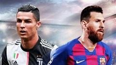 Messi chúc Ronaldo đánh bại Covid-19 đế sớm đối đầu nhau trên sân cỏ