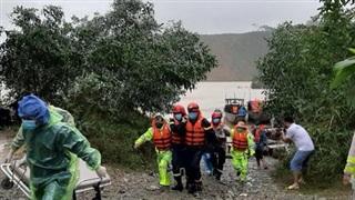 Tìm thấy thêm 1 thi thể ở thủy điện Rào Trăng 3
