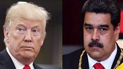 Ông Trump lại 'gõ cửa nhà' Tổng thống Maduro