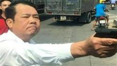 Xét xử lưu động giám đốc dọa bắn tài xế