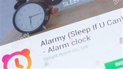 Giỏi thì ngủ tiếp đi - Chiếc app thần sầu thách thức mọi 'con sâu ngủ nướng'