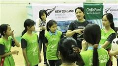 Hơn 11,5 nghìn bạn trẻ có cơ hội tiếp xúc với bóng bầu dục