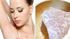 3 bí quyết không mất tiền nhưng có thể giúp sạch mùi hôi cơ thể