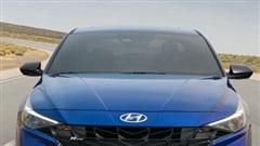 Hyundai Elantra bản hiệu suất cao khoe tốc độ khủng trên cao tốc