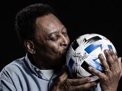 Làng túc cầu thế giới chúc mừng sinh nhật 80 của 'Vua bóng đá' Pele