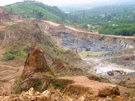 Doanh nghiệp bị phạt 280 triệu về vi phạm trong lĩnh vực khoáng sản