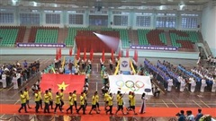 513 lượt vận động viên tham dự Hội thao truyền thống ngành TT&TT khu vực phía Nam