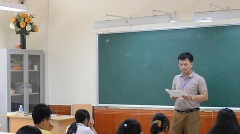 Sở GD-ĐT Hà Nội làm Cụm trưởng thi đua số 1