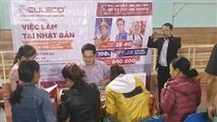 Quảng Nam: Hơn 200 cơ hội việc làm cho lao động vùng xa