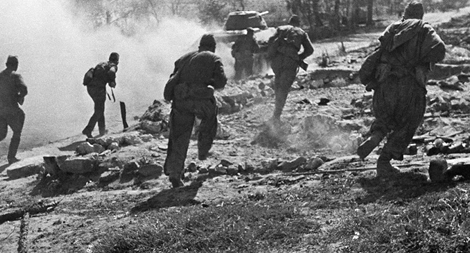 'Trò chơi điện đài' của Liên Xô trong Thế chiến II