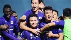 Hà Nội FC trở lại ngôi đầu