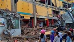 Indonesia: Động đất mạnh 5,9 độ làm rung chuyển tỉnh Tây Java
