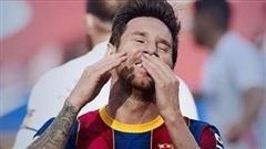 Messi vẫn chưa ghi bàn ở Siêu kinh điển từ khi vắng Ronaldo